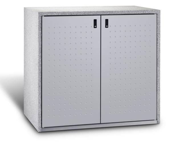 avantgarde m lltonnenbox fahrradbox rollstuhlgarage. Black Bedroom Furniture Sets. Home Design Ideas