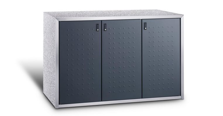 m lltonnenbox beton silent 123 3 x 120 liter hersteller. Black Bedroom Furniture Sets. Home Design Ideas