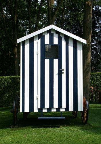 rollende gartenh user m lltonnenbox fahrradbox. Black Bedroom Furniture Sets. Home Design Ideas